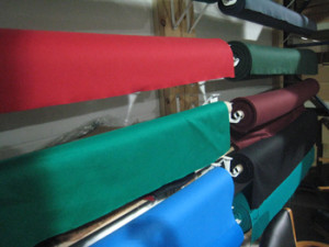 Medford pool table recovering pool table cloth colors